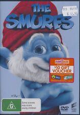 The Smurfs DVD reg 4