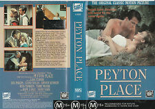 PEYTON PLACE LANA TURNER LLOYD NOLAN ARTHUR KENNEDY RUSS TAMBLYN PAL VHS VIDEO