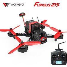 Walkera Furious 215 FPV RC Racing Drone RTF Devo 7 Transmitter Camera 600TVL F3