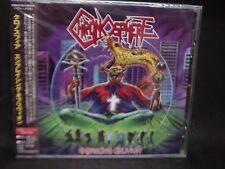 CHRONOSPHERE Embracing Oblivion + 2 JAPAN CD Homo Sapiens Beating Bianca Greece