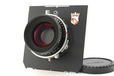 [Exc+5] Nikon Nikkor-W 135mm f5.6 Copal No.0 shutter Wista Linhof board From Jpn