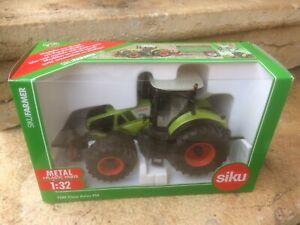 Tracteur CLAAS AXION 950 de SIKU 1/32è neuf en boite ref :3280