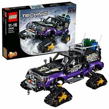 Lego Technic aventura extrema
