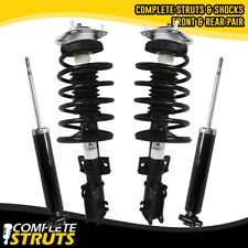 2001-2007 Volvo V70 Front Quick Complete Strut Assemblies & Rear Shocks Bundle