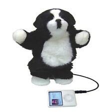 Digital Dancing Dog Speaker BLACK WHITE