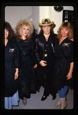 Stevie Nicks Fleetwood Mac Jose Eber hairdresser 1987 Original 35mm Transparency