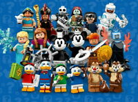 **Sealed Packs** LEGO 71024 Disney Series 2 Minifigures