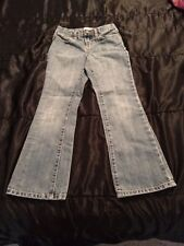 Old Navy Classic Rise Boot Cut Jeans Girls Size 8 Regular