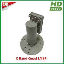 Satellite C band LNBF Quad Output with L.O Frequency 5150/5750MHz