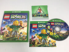 Lego Worlds - Xbox One - Console Video Game