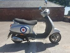 Vespa LX50 Fantastic, Increasingly Rare 2 Stoke Twist and Go Long MOT, Low Miles