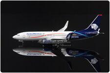 1:400 Phoenix AEROMEXICO BOEING 737-800 Passenger Airplane Plane Diecast Model