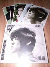 LU HAN(EXO-M) reloaded CD+DVD w/CHINA ONLY Postcards 2016 鹿晗/重启 LuHan NEW