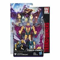 Transformers Generations Power of The Primes Deluxe Class Cutthroat New MOSC