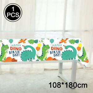 Cartoon Dinosaur Theme Disposable Tableware Children Gift Birthday Party Decor p