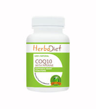 CoQ 10 Coenzyme Q10 200mg Co-enzyme Q10 CoQ-10 Co Q10 - 120 Capsules - 2 MONTH