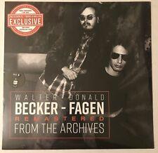 STEELY DAN WALTER BECKER DONALD FAGEN REMASTERED LP ORANGE VINYL 400 PRESSED