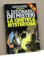 LA CINETICA MISTERIOSA, il dizionario dei misteri n.10 - M.Mystère [libro]