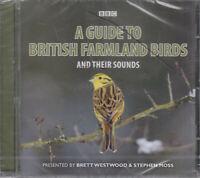 Guide To British Farmland Birds Their Sounds CD NEW* BBC Radio 4 Brett Westwood