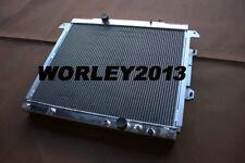 2 core aluminum radiator for HILUX KUN16R KUN26R 3.0 Diesel 2005 on