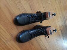 Wolverine 1000 Mile Adrian Cap Toe Boots Size 8D