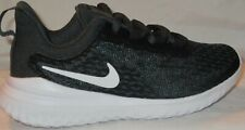 BOY'S NIKE RIVAL(PS) BLACK/WHITE-ANTHRACITE ATHLETIC PRE-SCHOOL SHOES SIZE 2Y