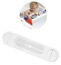 Plastic Over Shelf Shower 685mm x 167mm New White Supreme Bath Soap Rack