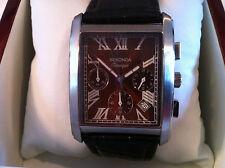 Sekonda Classique Acero Inoxidable Multi Dial Caballeros Reloj RRP £ 79,95