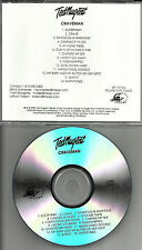 TED NUGENT Craveman ULTRA RARE TST PRESS PROMO DJ CD 2002