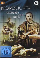 6 DVDs *  NORDLICHT - MÖRDER OHNE REUE 1 - Lars Mikkelsen  # NEU OVP &