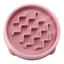 ¡Outward Hound Fun Feeder Slo-Bowl For Dogs Small / Tiny  Pink Pets Cats