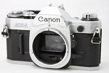 Canon AE-1 35mm SLR Film Camera Body Only **Excellent** #G017f