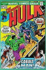 Incredible Hulk (1968) #173 VF- (7.5) vs Cobalt Man pt 1 of 2
