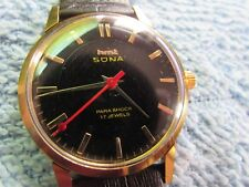 for sale*******AN OLD SONA MANUAL WINDING*******wrist watch