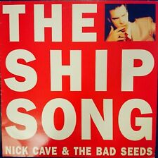 """Nick Cave & The Bad Seeds–The Ship Song 12"""" EX/EX Birthday Party"""