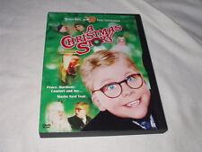 A Christmas Story (1983) DVD Peter Billingsley Darren McGavin Jean Shepherd