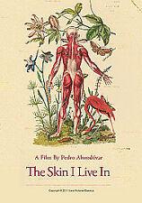 The Skin I Live In (DVD, 2011) Pedro Almodovar claasic - Antonio Banderas