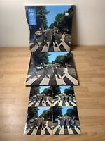 BEATLES ABBEY ROAD 50TH ANNIVERSARY DELUXE BOX SET 2019 REMASTERED 3 CD 1 BLURAY