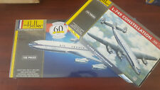OFFRE SPECIALE BOEING 707 + CONSTELLATION (AIR FRANCE)  HELLER 1/72 PLASTIC KIT