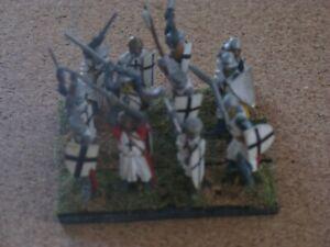 25mm / 28mm medieval knights