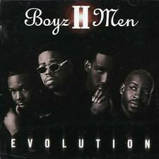 Boyz II Men - Evolution [New CD] Argentina - Import