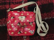 CATH KIDSTON DISNEY MICKEY MINNE Topolino AND FRIENDS SADDLE BAG BUTTON SPOT