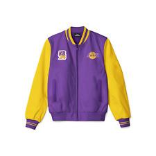 Kobe Bryant Los Angeles Lakers Varsity Jacket