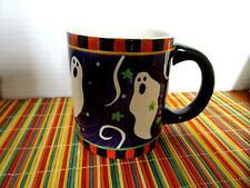 Vintage Ganz Halloween Mug Ghosts Coffee Hot Chocolate ~ Surprise Inside!