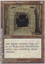 Howling Mine // EX // Foreign White Bordered // deut. // Magic the Gathering