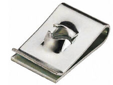 SPIRE CLIPS 'U' NUTS ZINC PLATED NO.8 LONG suitable for speakers QTY 25