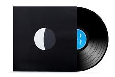 Schallplatten   LP Innenhüllen   80g./m²   schwarz   antistatisch gefüttert