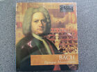 BACH - BAROQUE MASTERPIECES - CD - ALBUM BOOK CASE (NEW SEALED)