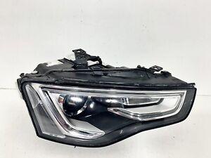 AUDI A5 S5 S-LINE 2012-2016 DRIVER SIDE XENON LED HEADLIGHT 8T0941006A (H4)