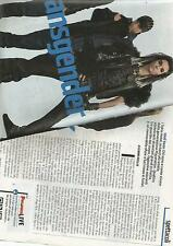 SP24 Clipping-Ritaglio 2009 Tokio Hotel Transgender Rock